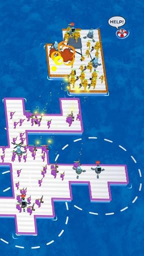 War of Rafts: Crazy Sea Battle PC screenshot 3