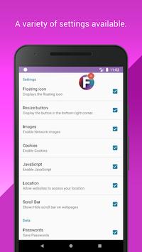 Float Browser PC screenshot 3