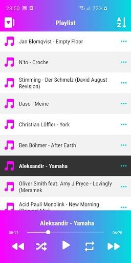 Zander Music pc screenshot 1