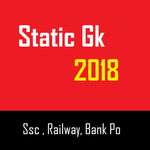 Static Gk for SSC Cgl and IBPS 2018 icon